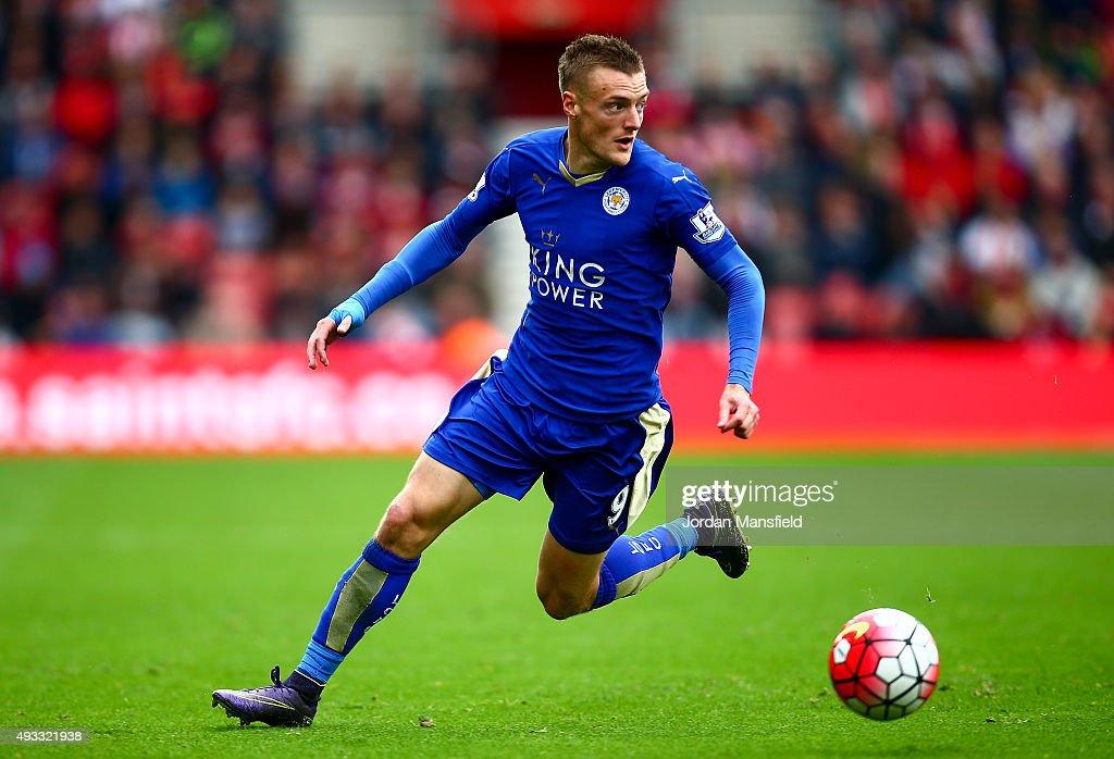 Southampton v Leicester City - Premier League : News Photo