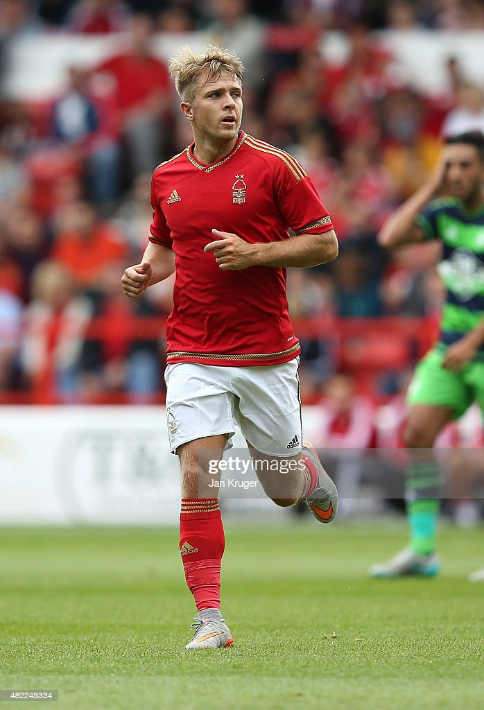 Nottingham Forest v Swansea City - Pre Season Friendly : News Photo