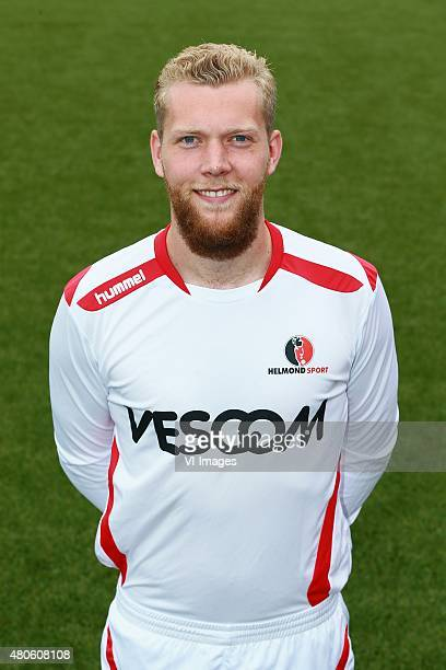 Jamie Watt during the team presentation of Helmond Sport on July 13 2015 at the Lavans stadium in Helmond The Netherlands