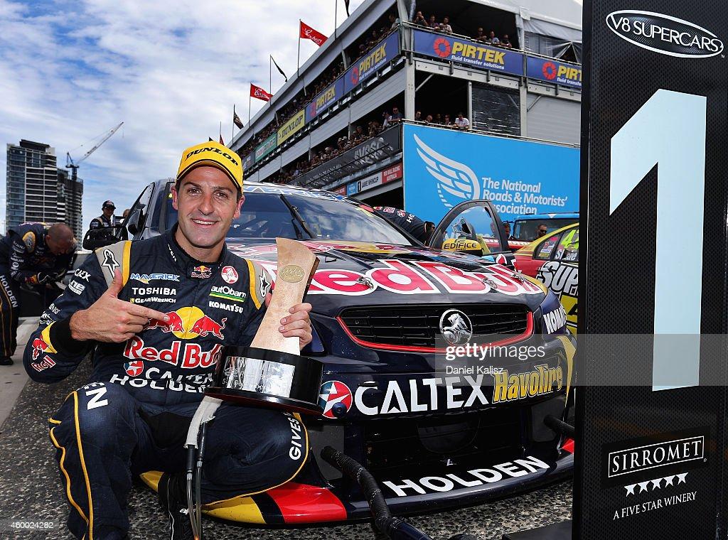 Sydney 500 - V8 Supercars: Qualifying & Race
