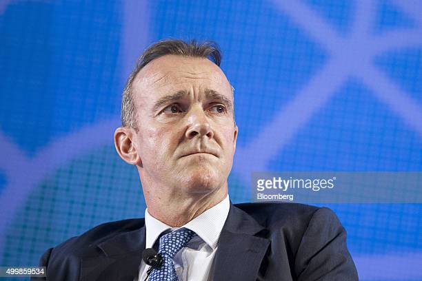 Jamie Woodward managing director of Thailand at UBS Securities LLC attends the Bloomberg Asean Business Summit in Bangkok Thailand on Thursday Dec 3...