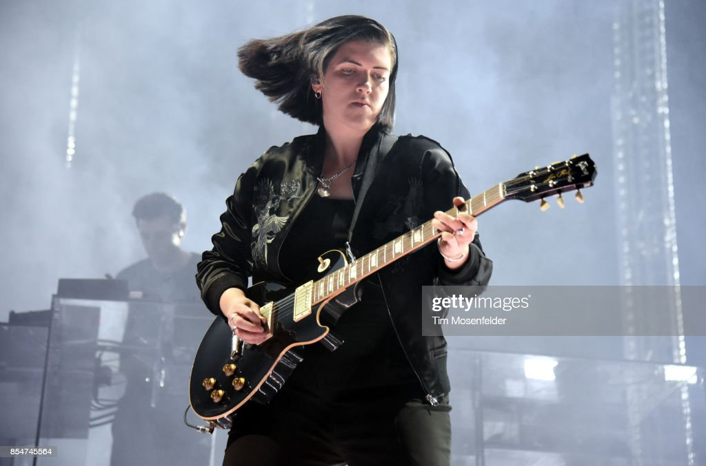 The xx Perform At Golden 1 Center