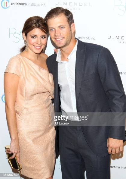 Jamie Lynn Sigler And Cutter Dykstra Attend The 3rd Annual Autumn News Photo Getty Images