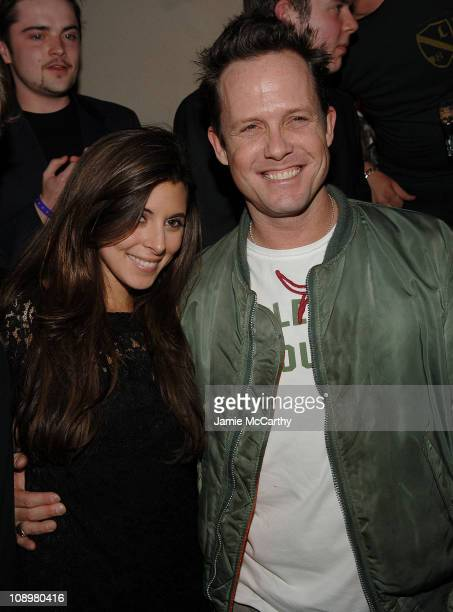 JamieLynn Sigler and Dean Winters during Pacha New York Celebrates OneYear Anniversary with Hosts Jamie Lynn Sigler and Robert Iler at Pacha in New...