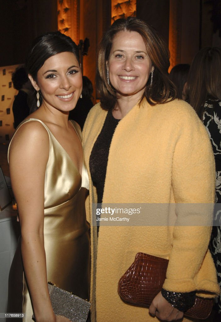Jamie-Lynn Sigler and Lorraine Bracco during 'Do Something' BRICK Awards Sponsered by Kohl's at Capitale in New York City, New York, United States.