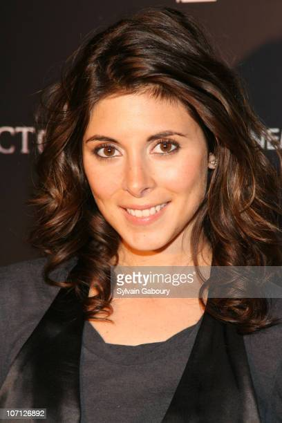 """Jamie-Lynn Sigler during """"Fracture"""" Special Screening Hosted by The Cinema Society and Hugo Boss - Inside Arrivals at Tribeca Grand Hotel Screening..."""