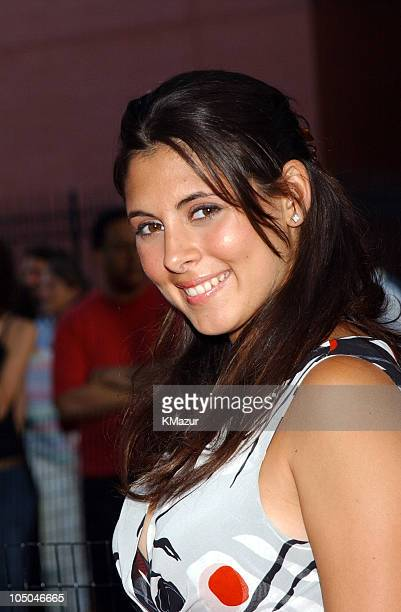 """Jamie-Lynn Sigler during HBO's """"Sex and the City"""" - Fifth Season World Premiere at American Museum of Natural History in New York City, New York,..."""