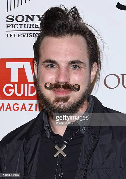 Jamieson Hill attends TV Guide Magazine Celebrates STARZ's Outlander at Palihouse on March 30 2016 in West Hollywood California