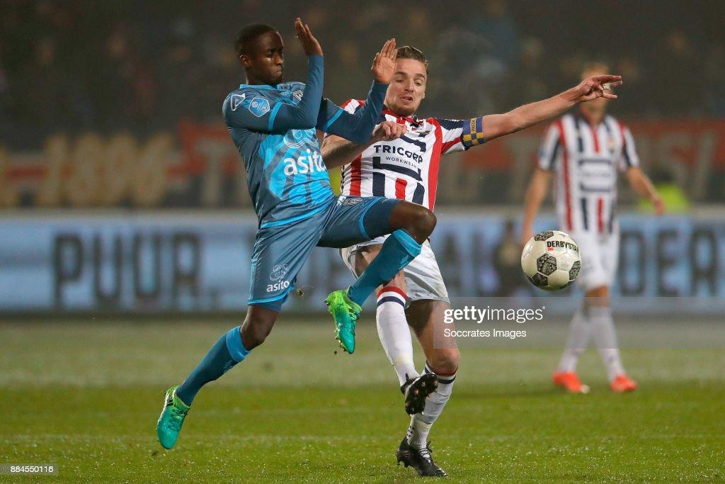 VVV v Willem II - Eredivisie