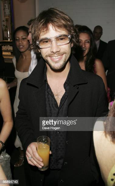 Jamiroquai frontman Jay Kay attends the after party following the ELLE Style Awards 2006 the fashion magazine's annual awards celebrating style at...
