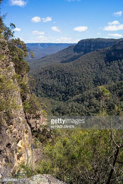 Jamison Valley, Blue Mountains, Australia