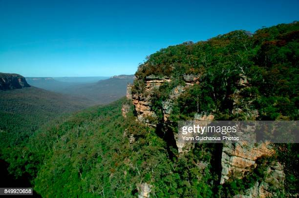 Jamison valley, Blue Mountains,  New South Wales, Australia