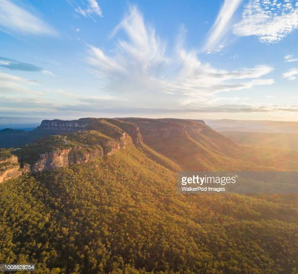 Jamison Valley in Blue Mountains National Park