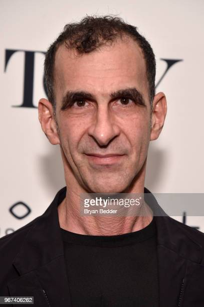 Jamshied Sharifi attends the Tony Honors Cocktail Party Presenting The 2018 Tony Honors For Excellence In The Theatre And Honoring The 2018 Special...