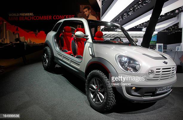 Mini Beachcomber Concept Stock Photos And Pictures Getty Images