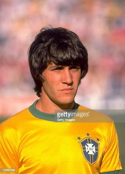 Portrait of Renato of Brazil Picture by Duncan Raban Mandatory Credit AllsportUK /Allsport