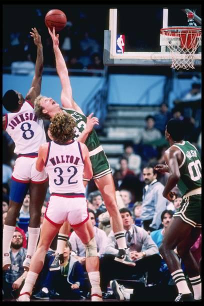 Celtics V Clippers