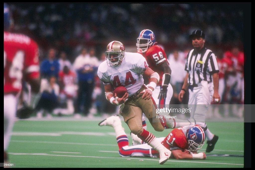 Super Bowl XXIV : News Photo