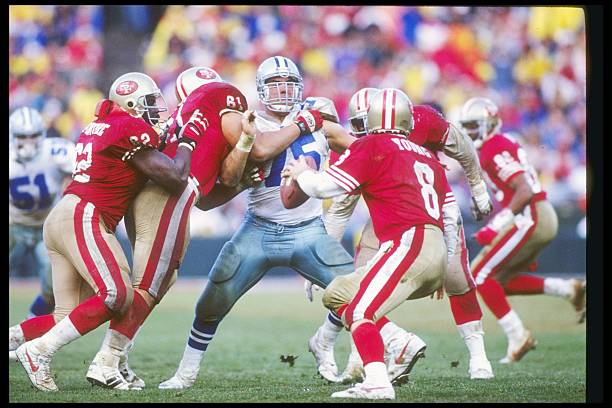 7512283eb70 Cowboys V 49ers Pictures | Getty Images
