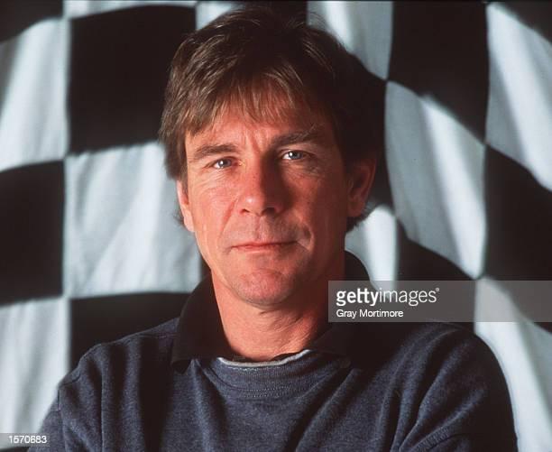 Portrait of former Formula 1 World Champion James Hunt. Mandatory Credit : Gray Mortimore/Allsport Mandatory Credit: Gray Mortimore/ALLSPORT