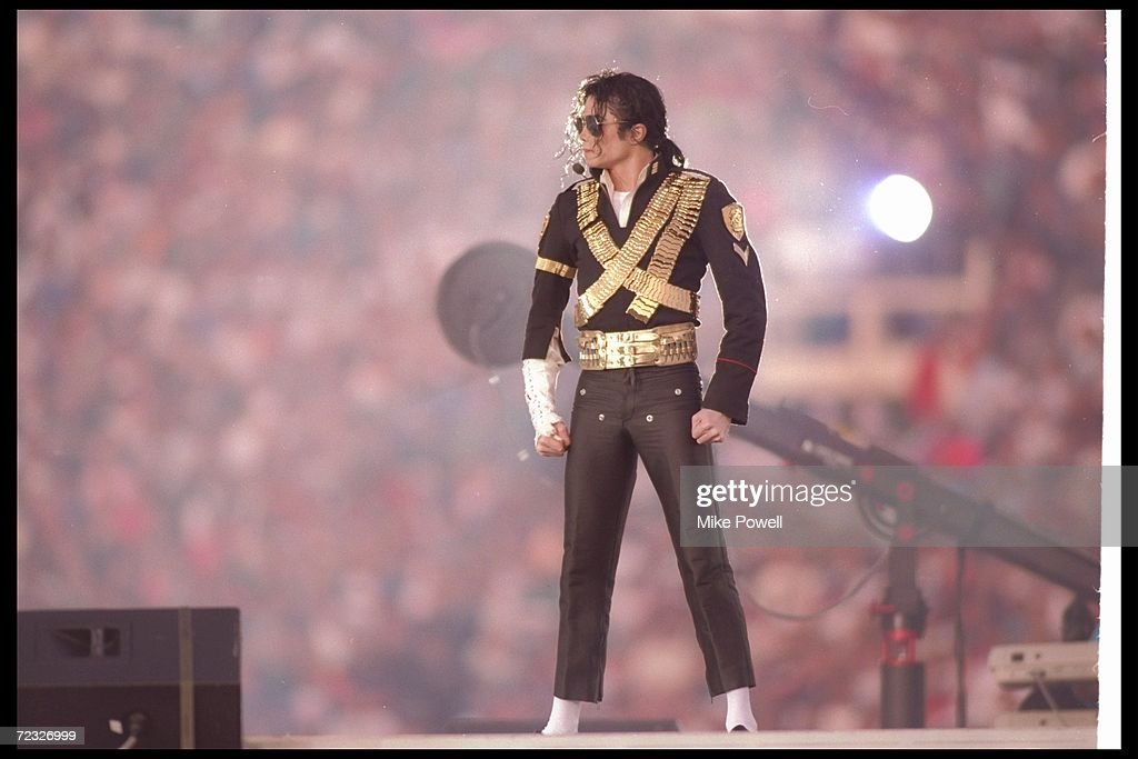 Michael Jackson : News Photo