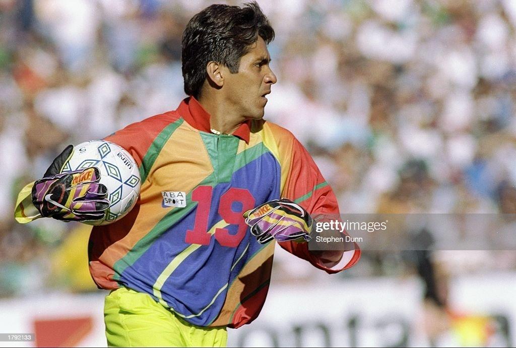 Jorge Campos : News Photo