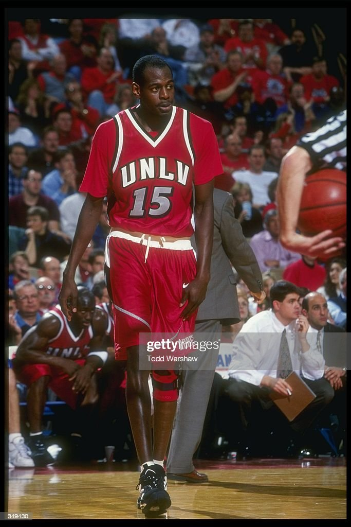 Keon Clark UNLV Pictures | Getty Images
