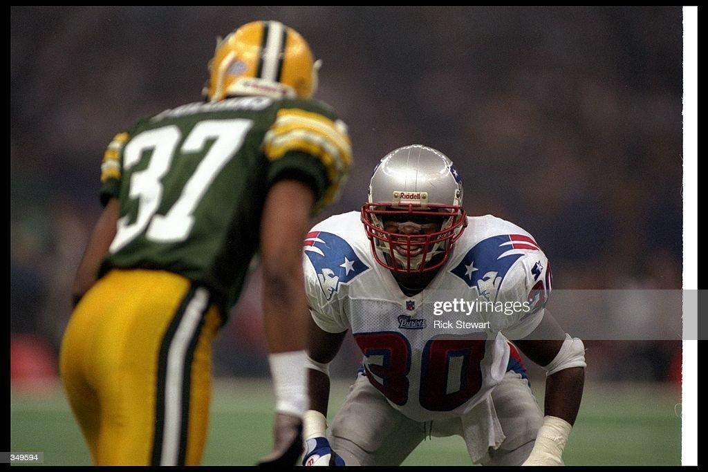 Super Bowl XXXI : ニュース写真