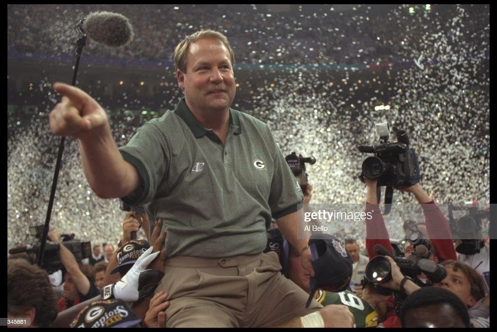 Super Bowl Holmgren : ニュース写真
