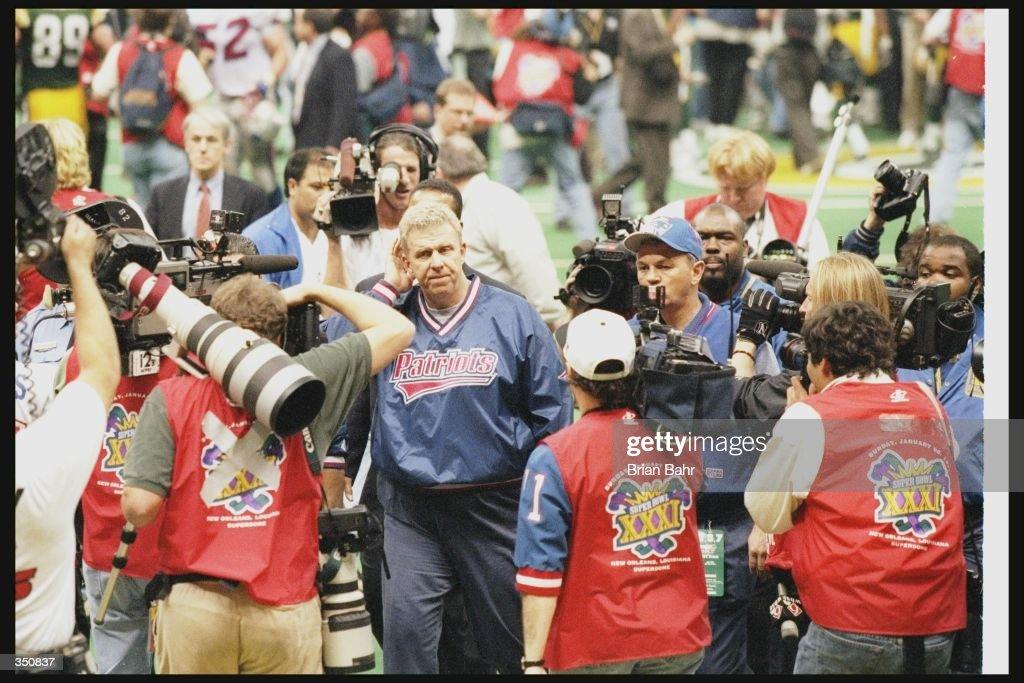 Bill Parcells : ニュース写真