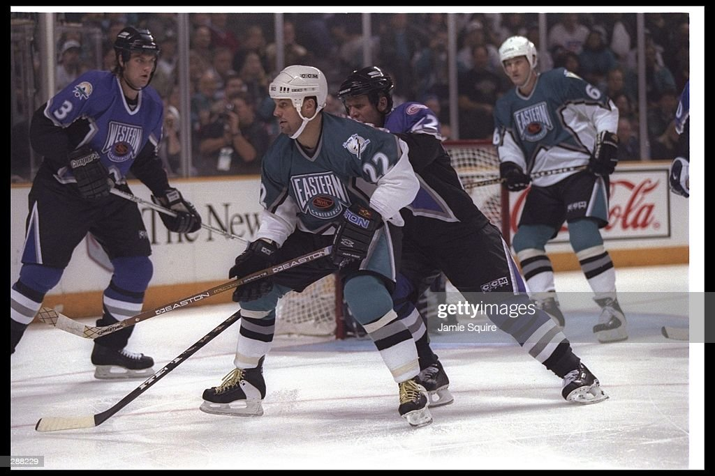 NHL All-Star Game : News Photo