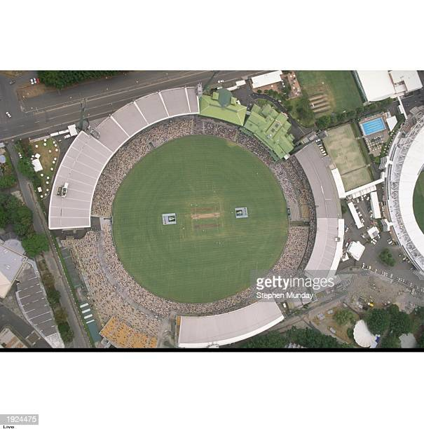 A general view of Sydney Cricket Ground during the second test match against South Africa in Australia Mandatory Credit Stephen Munday /Allsport