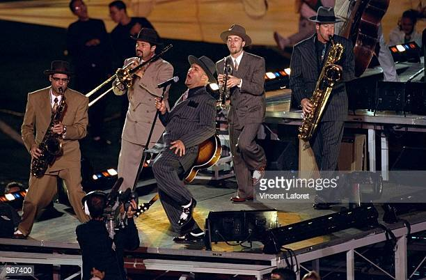 Big Bad Voodoo Daddys    Pictures   Getty Images