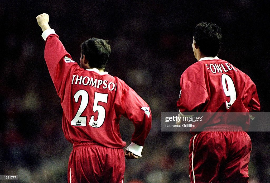 Liverpool v Southampton David Thompson : News Photo