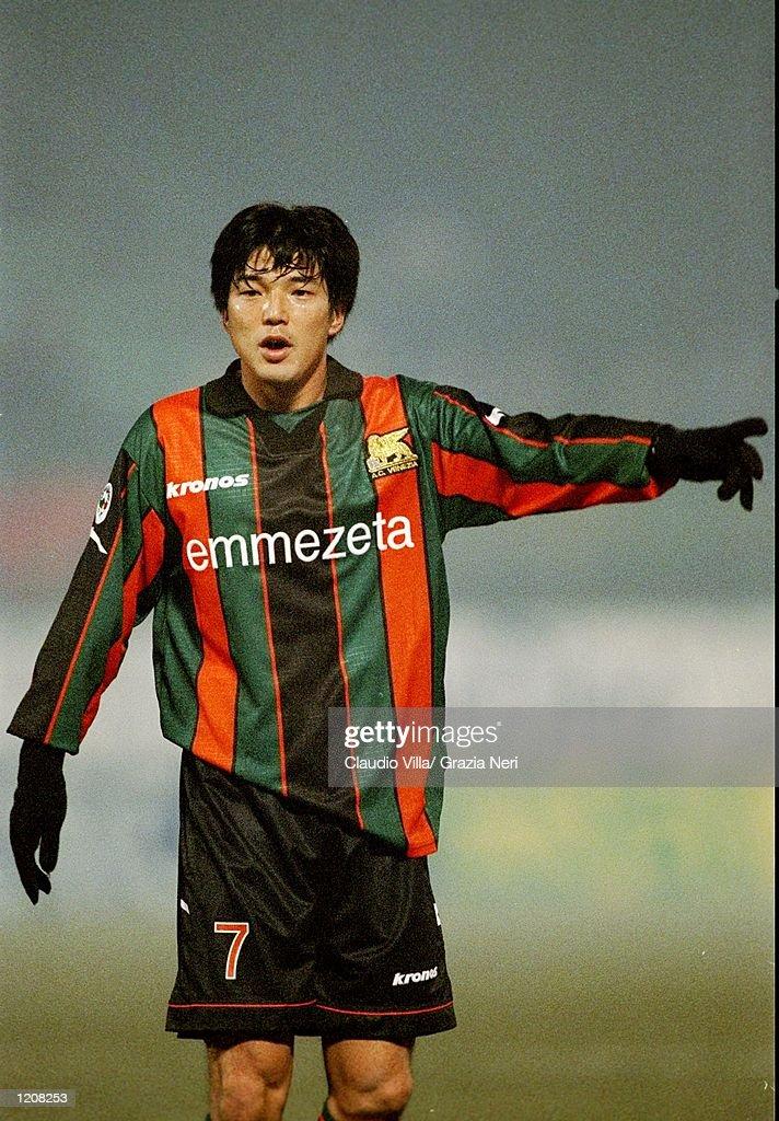 Hiroshi Nanami of Venezia : ニュース写真