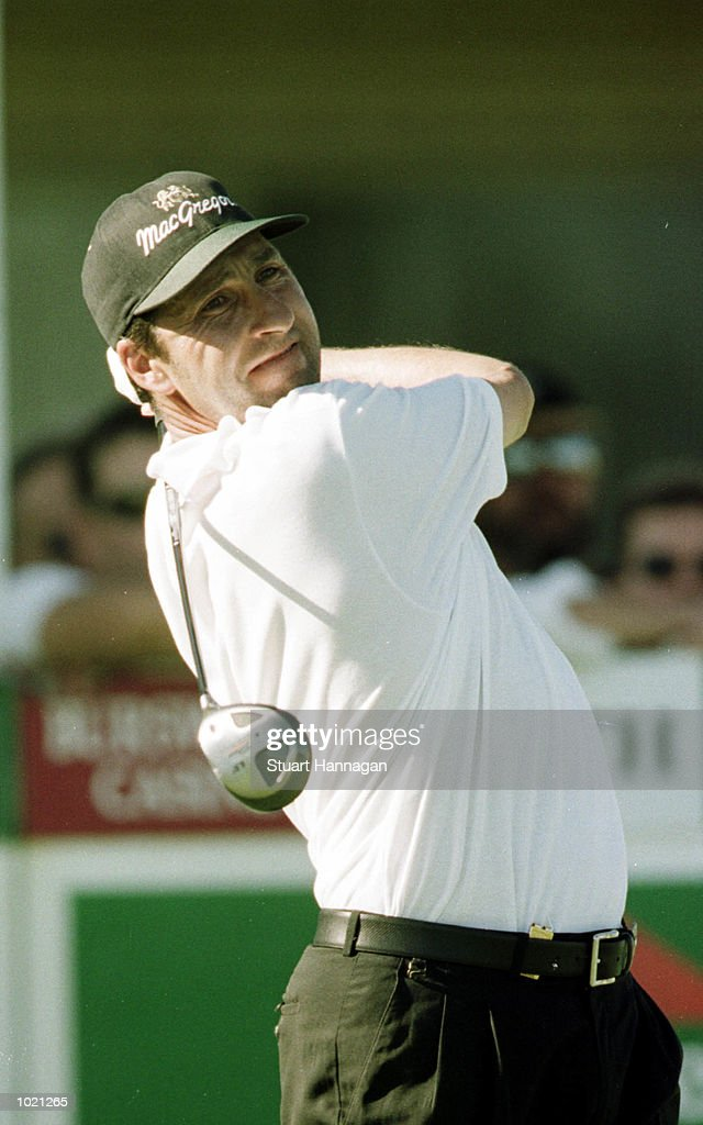 Jose Maria Olazabal of Spain in action during the second round of the Heineken Classic 2000 golf played at The Vines Golf Course, Perth, Australia. Mandatory Credit: Stuart Hannagan/ALLSPORT
