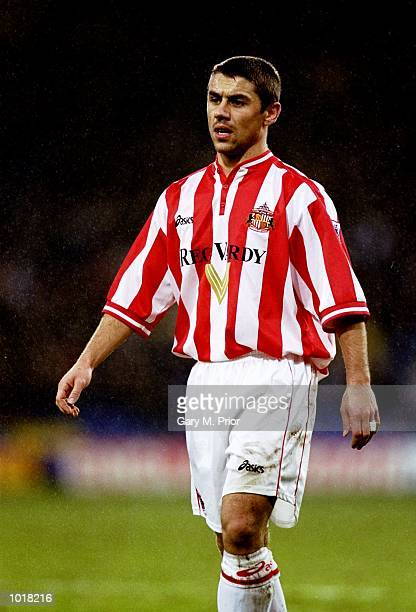 Kevin Phillips of Sunderland in action during the FA Carling Premiership match against Wimbledon played at Selhurst Park in London England Wimbledon...