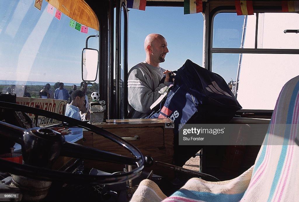 Fabien Barthez : Photo d'actualité