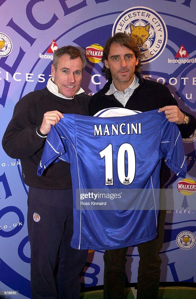 Roberto Mancini  X : News Photo