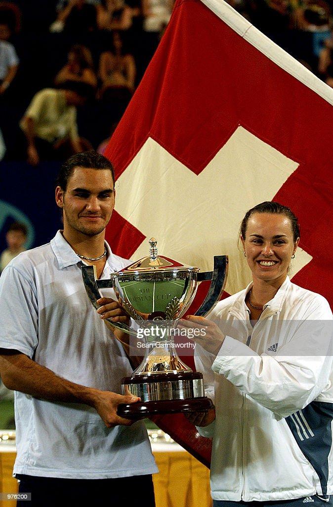 Hopman Cup Tennis : News Photo