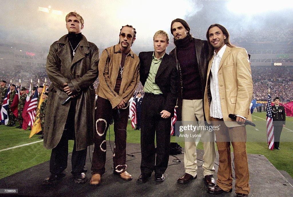Backstreet Boys : ニュース写真