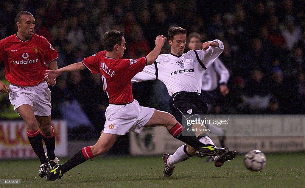 Bolton v Man Utd X : News Photo