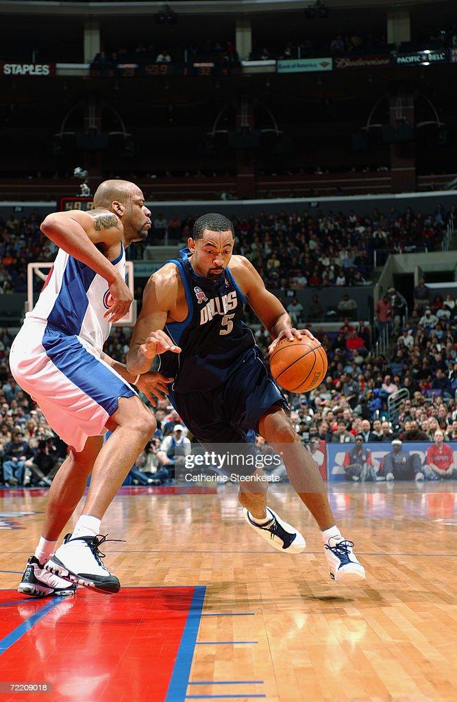 Mavericks v Clippers X : News Photo