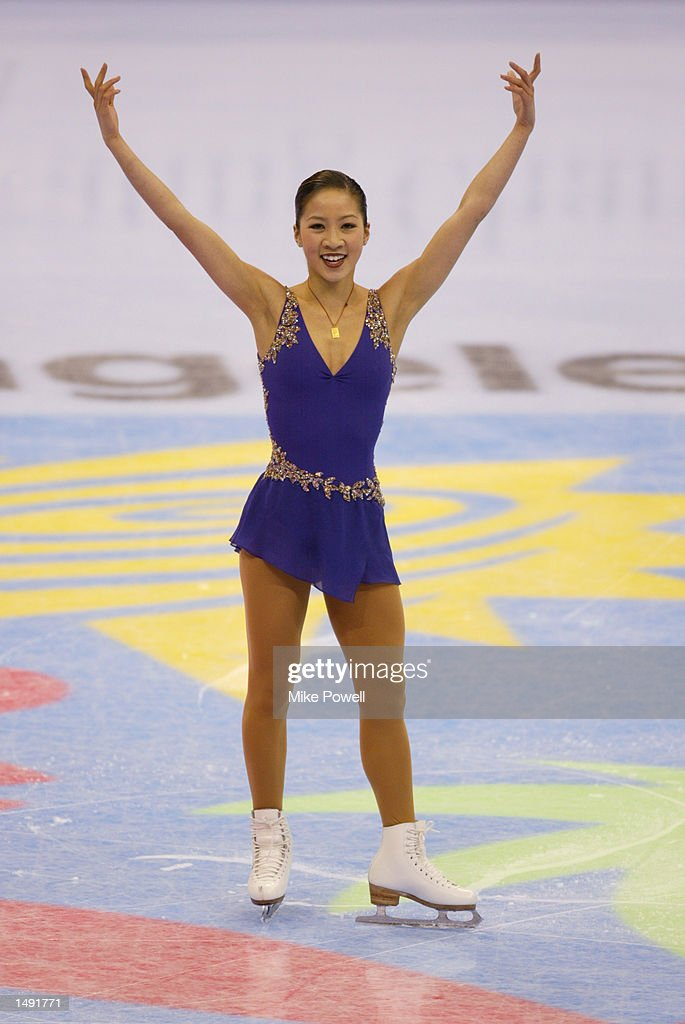US Figure Skating Champs X : News Photo