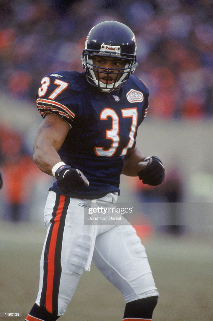 Tony Parrish Bears