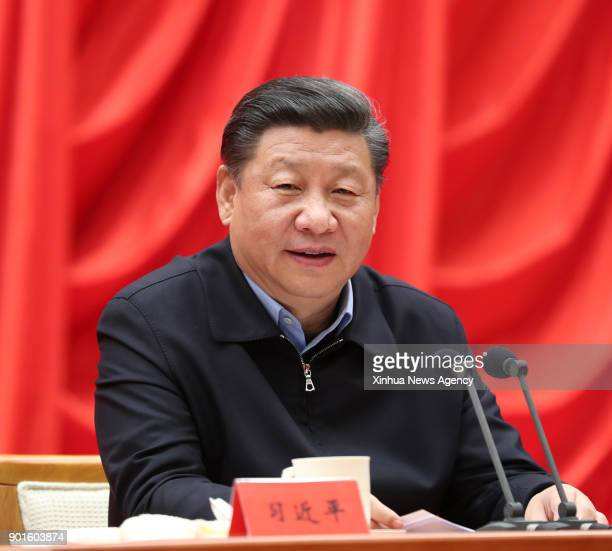 Chinese President Xi Jinping also general secretary of the Communist Party of China Central Committee and chairman of the Central Military Commission...