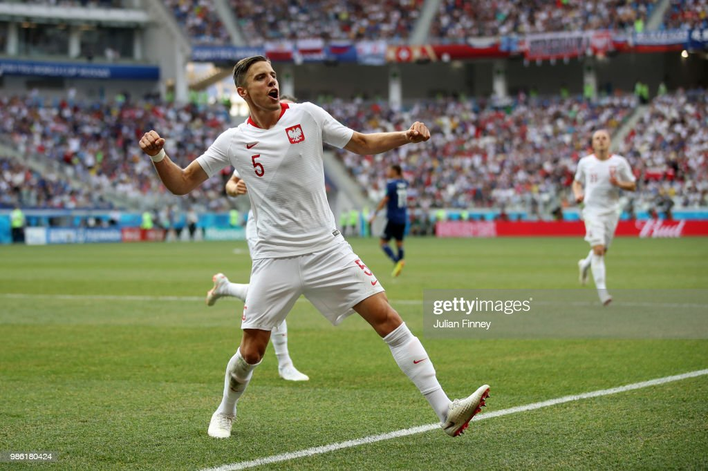 Japan v Poland: Group H - 2018 FIFA World Cup Russia : News Photo