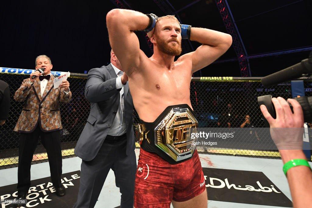 UFC 253 Reyes v Blachowicz : News Photo