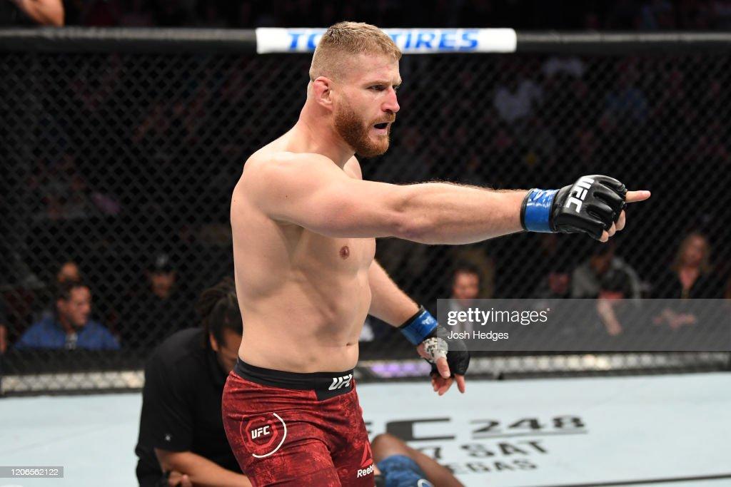 UFC Fight Night: Anderson v Blachowicz 2 : ニュース写真