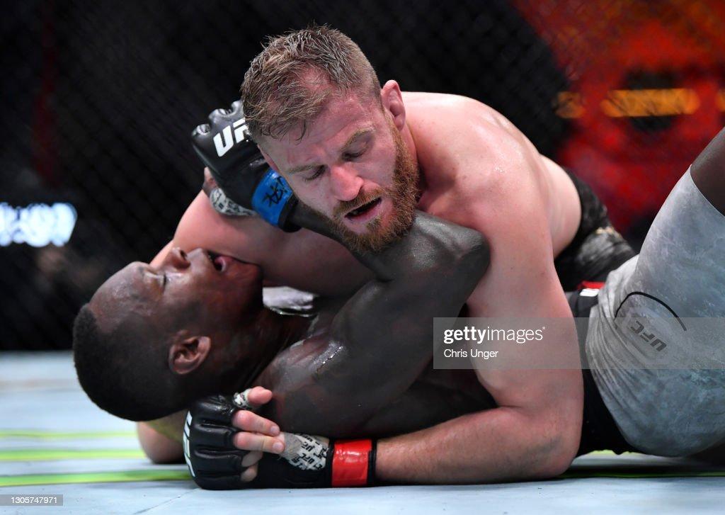 UFC 259: Blachowicz v Adesanya : News Photo